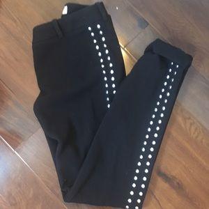 Micheal Kors silver detail pants
